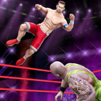 Cage Wrestling Games: Ring Fighting Champions  APK Mod