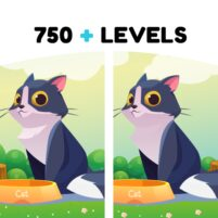 Find the Differences 750+  APK Mod