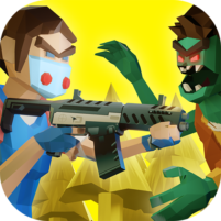 Two Guys & Zombies 3D: Online game with friends  APK Mod