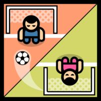 Two-player Game  1.8 APK Mod
